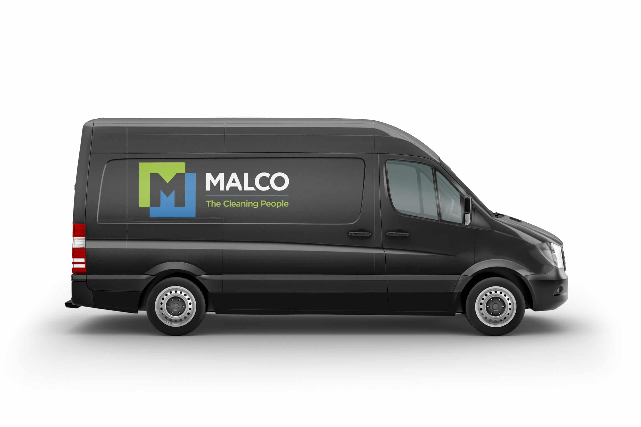 Malco Cleaning Van
